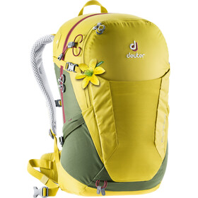 deuter Futura 22 SL Zaino Donna, greencurry/khaki